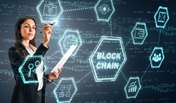 Women in the Blockchain